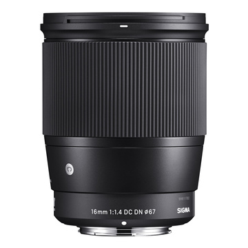 Sigma 16mm f/1.4 AF DC DN Contemporary Micro 4/3