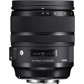Sigma 24-70mm f/2.8 AF Art DG OS HSM Nikon