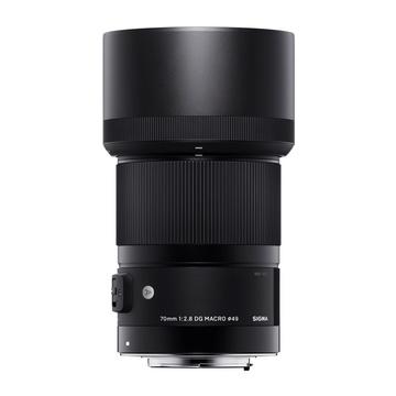 Sigma 70mm f/2.8 Art AF DG Macro Sigma