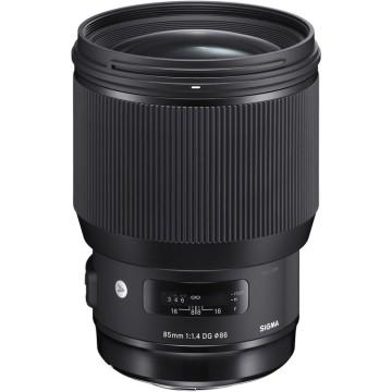 Sigma 85mm f/1.4 Art DG HSM Nikon