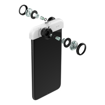 SIRUI Cover Cam Doppia Lente MP-8PW360L Per iPhone 8+