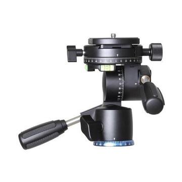 SIRUI FD-01 testa per treppiede Nero Universal Panoramica