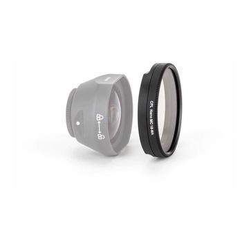 SIRUI Grandangolare da 18 wa Filtro polarizzatore CPL obiettivo per Smartphone