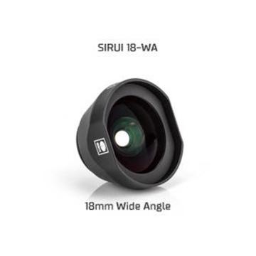 SIRUI Obiettivo per Cam 18mm