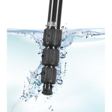 SIRUI Treppiede in fibra di carbonio impermeabile W-1204