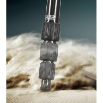 SIRUI Treppiede impermeabile in fibra di carbonio W-2204