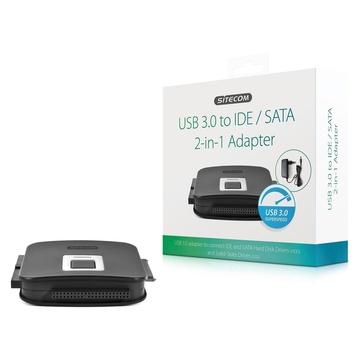 Sitecom CN-334 USB 3.0 to IDE / SATA 2-in-1 Adapter