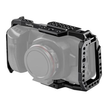 SmallRig 2203B Gabbia per Blackmagic Design Pocket Cinema Camera 4K & 6K