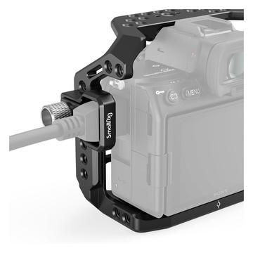 SmallRig 3007 Gabbia con clamp HDMI per Sony 7S III