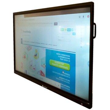 """SMARTMEDIA Smart Media SMAX65 Touch 65"""" 4K Multi-touch Nero"""