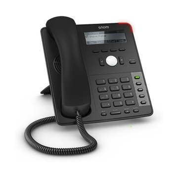 SNOM D712 Telefono IP Nero