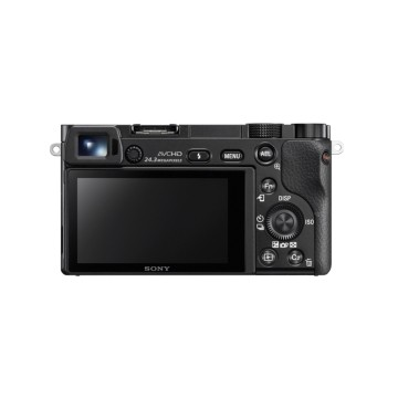 Sony Alpha 6000 Body Nera