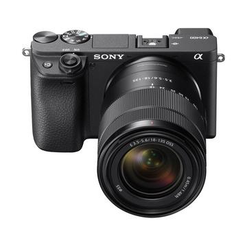 Sony Alpha 6400 + SEL 18-135mm f/3.5-5.6 OSS