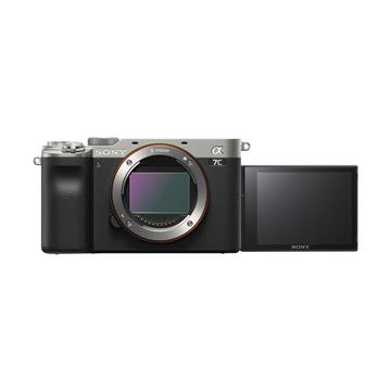 Sony Alpha 7C Body Real-time Autofocus Silver