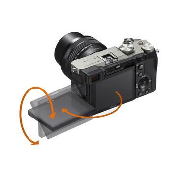 Sony Alpha 7C Silver + FE 28-60mm f/4-5.6