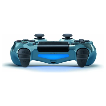DualShock 4 PS4 Analogico/Digitale Bluetooth Blu, Mimetico