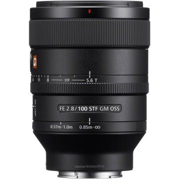 Sony FE 100mm f/2.8 STF OSS G Master