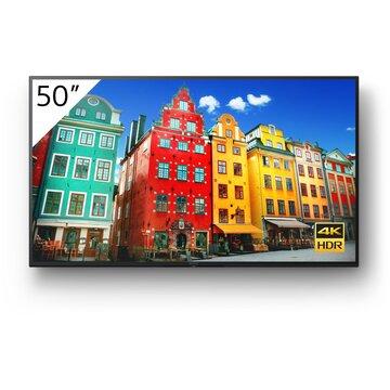 "Sony FW-50BZ30J 50"" VA 4K Ultra HD Nero"