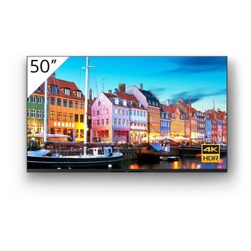 "Sony FW-50BZ35J 50"" VA 4K Ultra HD Nero"