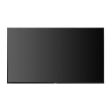 "Sony FWD-75X80H/T1 74.5"" IPS 4K Ultra HD Nero"