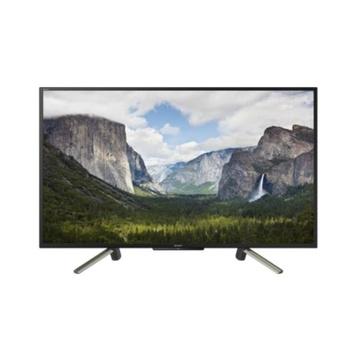 "Sony KDL-43WF665 43"" Full HD Smart TV Wi-Fi Nero, Argento LED"