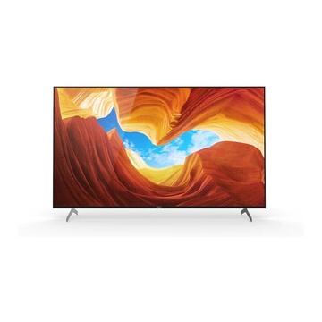 "Sony KE-65XH9096 65"" 4K Ultra HD Smart TV Wi-Fi Nero, Argento"
