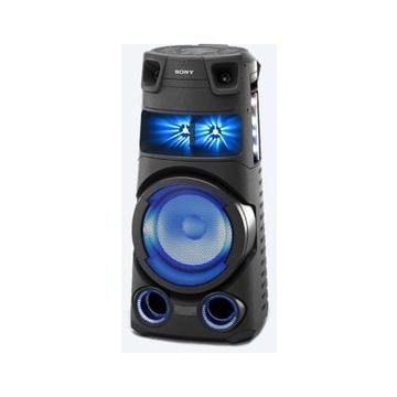 Sony MHC-V73D Sistema PA indipendente Nero