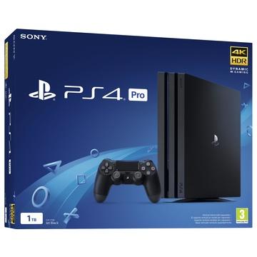 Sony PS4 Pro 1TB Wi-Fi Nero