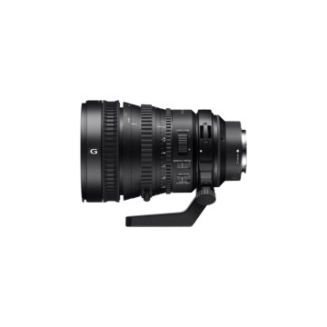 Sony SEL-P 28-135mm f/4.0 G OSS Power Zoom E-Mount