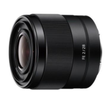 Sony SEL 28mm f/2.0 E-Mount