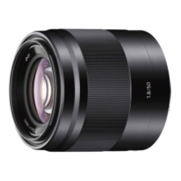 Sony SEL 50mm f/1.8 E-Mount Nero OSS