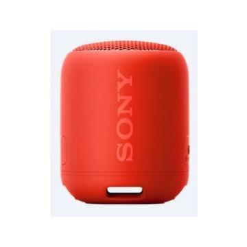Sony SRS-XB12 EXTRA BASS Rosso