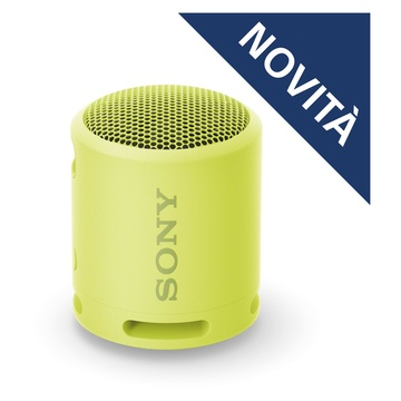 Sony SRS-XB13 Bluetooth Extra Bass Lime