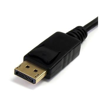 STARTECH 0ft Mini DisplayPort - DisplayPort 3m mini DisplayPortNero