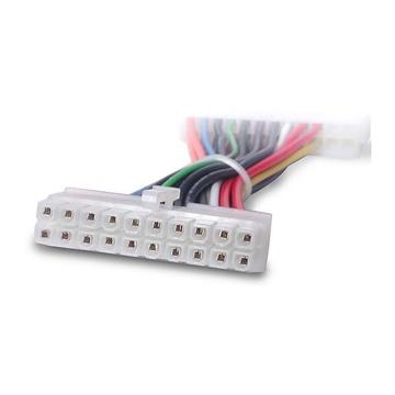 STARTECH Adattatore alimentatore ATX da scheda madre 6'' 20 pin a 24 pin - M/F