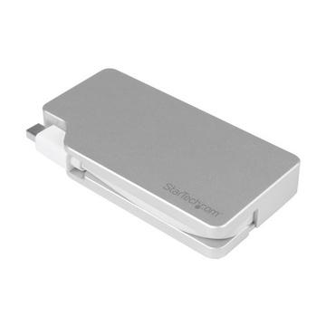 STARTECH Adattatore Audio/Video 3 in 1 Mini DisplayPort a VGA, DVI o HDMI