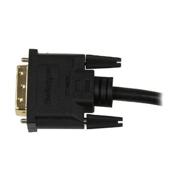 STARTECH Adattatore cavo video HDMI a DVI-D da 20 cm - HDMI femmina a DVI maschio