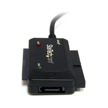 STARTECH Adattatore combo USB 2.0 a SATA/IDE per SSD/HDD 2,5/3,5