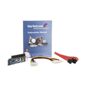 STARTECH Adattatore convertitore femmina 40 pin, IDE a SATA