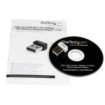 STARTECH Adattatore di rete USB 150Mbps