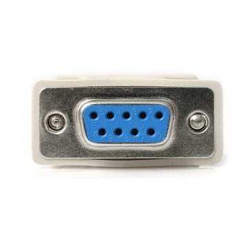 STARTECH Adattatore null modem seriale DB9 RS-232 - F/F