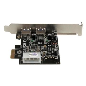 STARTECH Adattatore scheda SuperSpeed 2x USB 3.0