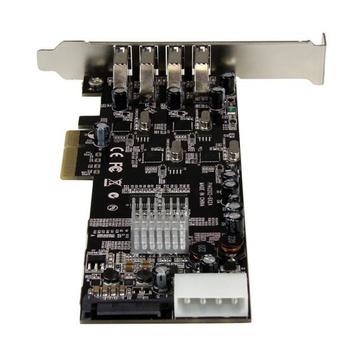 STARTECH Adattatore scheda SuperSpeed 4x USB 3.0