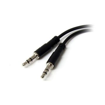 STARTECH Adattatore splitter cuffie a 4 pin da 3,5 mm a 2x 3,5 mm a 3 pin - F/M