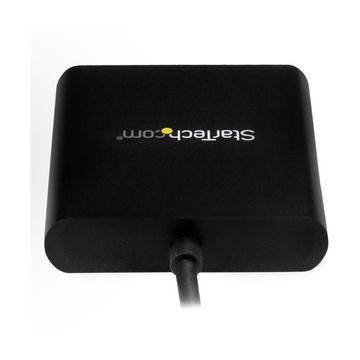 STARTECH Adattatore Splitter MST Hub - USB-C a 2 porte DisplayPort Multi-Monitor
