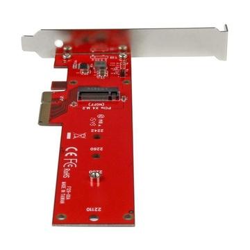 STARTECH Adattatore SSD PCI Express x4 a M.2 PCIe