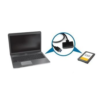 STARTECH Adattatore USB 3.0 a SATA III Convertitore Sata SSD/HDD