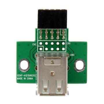 STARTECH Adattatore USB a 2 porte per Scheda Madre