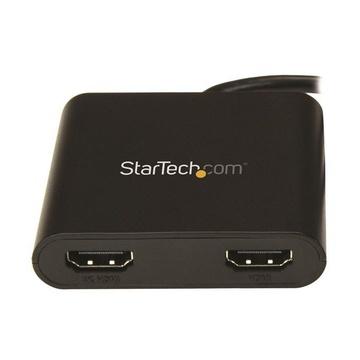 STARTECH Adattatore USB a dual HDMI - 4K