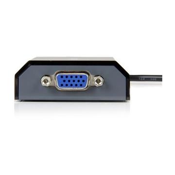 STARTECH Adattatore USB a VGA - Scheda grafica video esterna USB per PC e MAC- 1920x1200
